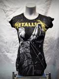 Туника Lady Metallica And Justice for All
